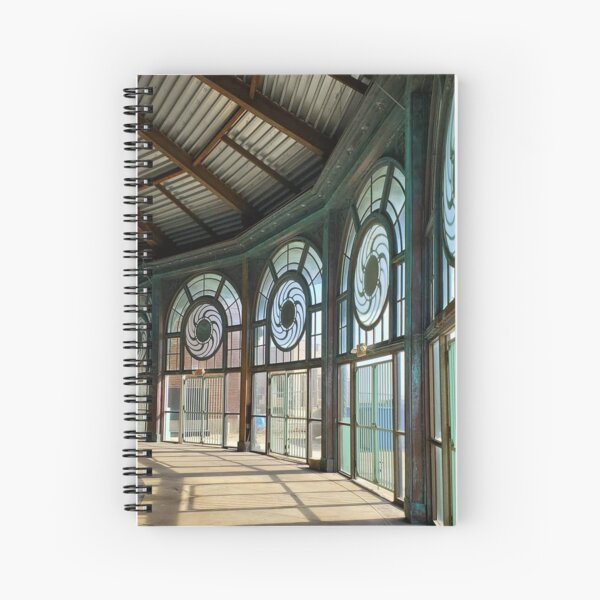 Asbury In Colour Spiral Notebook