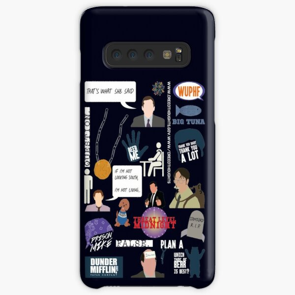 The US Office Collection Samsung Galaxy Snap Case
