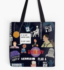 The US Office Collection Tote Bag