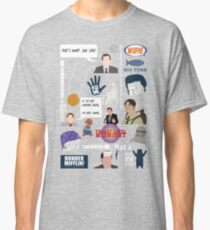The US Office Collection Classic T-Shirt