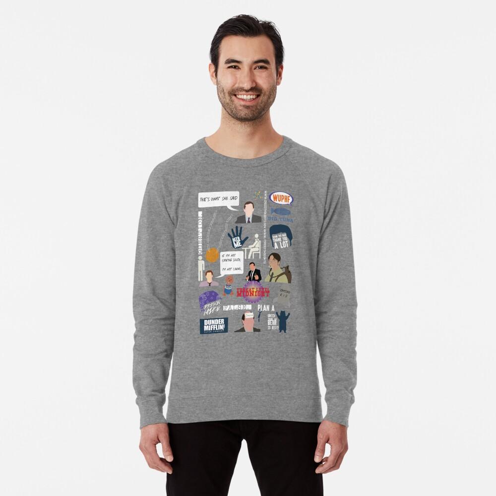 The US Office Collection Lightweight Sweatshirt