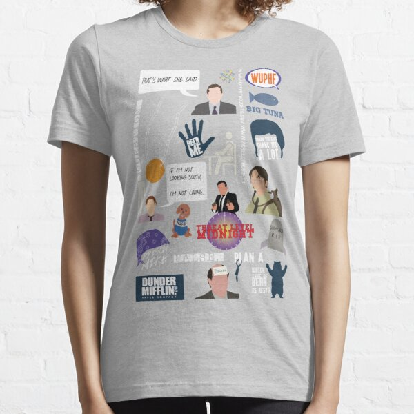 The US Office Collection Essential T-Shirt