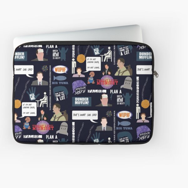 The US Office Collection Laptop Sleeve