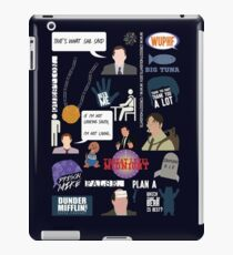 The US Office Collection iPad Case/Skin