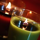 Holiday Candles 2 by Edward Myers