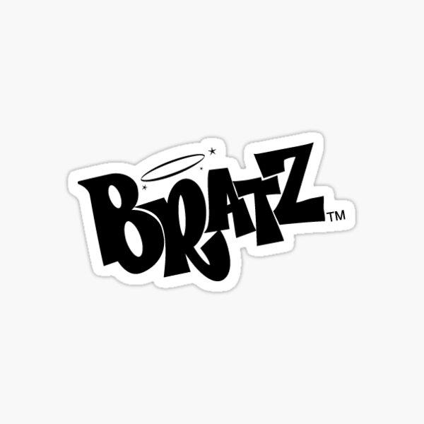 Motif Bratz Pourpre Pastel Sticker