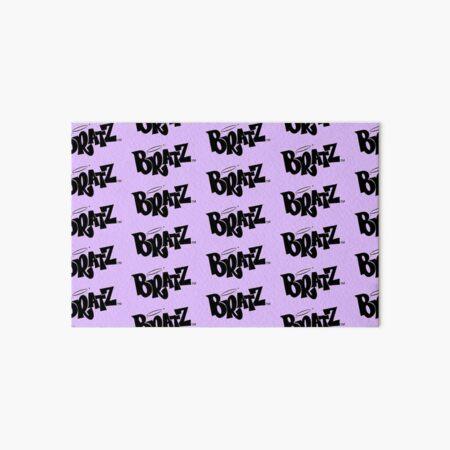Pastel Purple Bratz Pattern Art Board Print