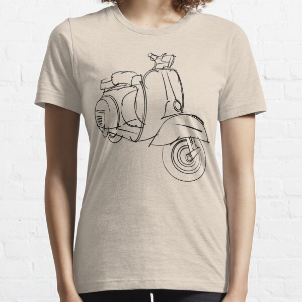 Vespa Essential T-Shirt