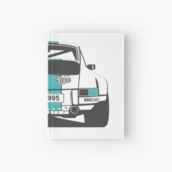 Porsche 911 Hardcover Journal