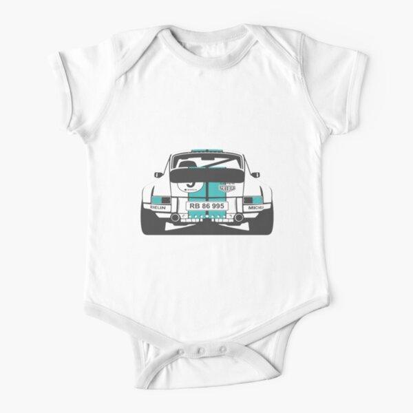 Porsche 911 Short Sleeve Baby One-Piece
