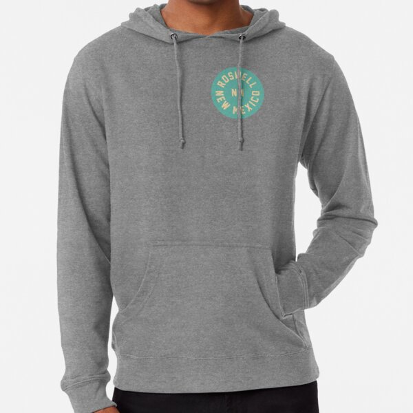 ROSWELL - MEW MEXICO - NM Lightweight Hoodie