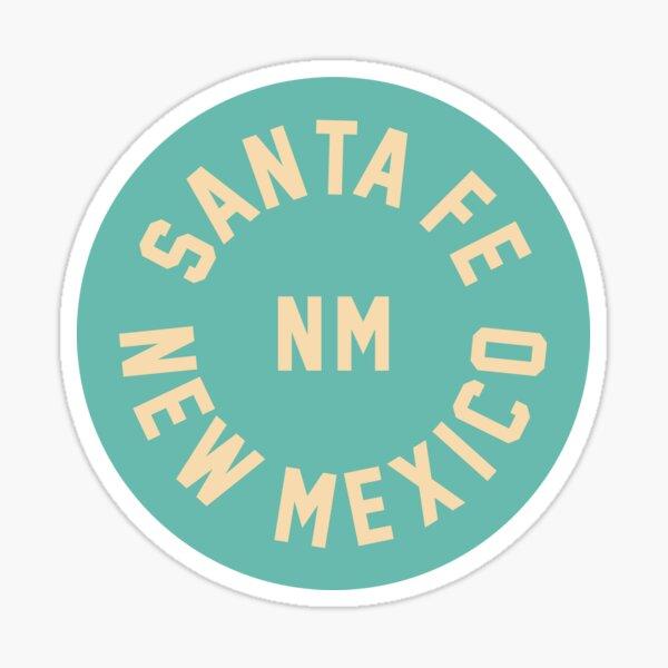 SANTA FE - MEW MEXICO - NM Sticker