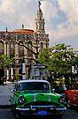 Everyday Havana, Cuba by David Carton
