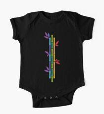 Rainbow Bamboo Kids Clothes