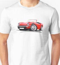 Triumph Spitfire Mk4 Red T-Shirt