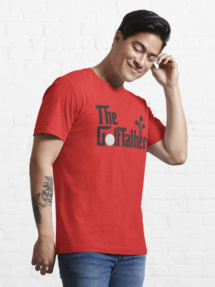 Alternate view of The Golffather Essential T-Shirt