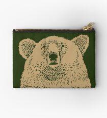 Kodiak Bear Studio Pouch