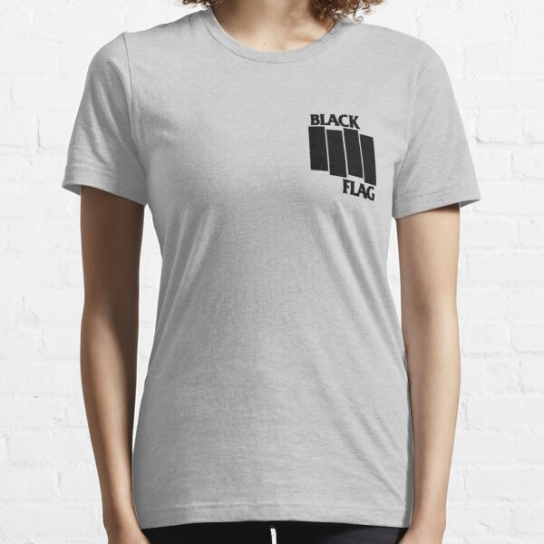 Black Punk Music Camiseta esencial