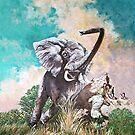 Elephant Rage by Kate Eller
