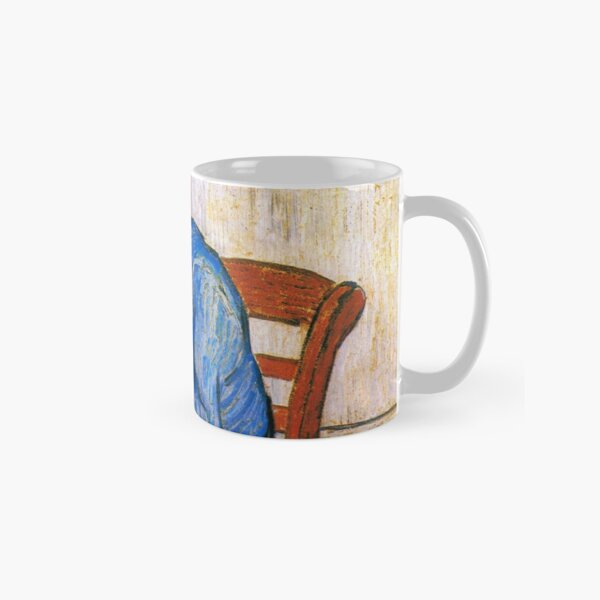 Vincent van Gogh - Sorrowing old man Classic Mug