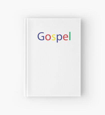 Gospel in Google Colors Hardcover Journal