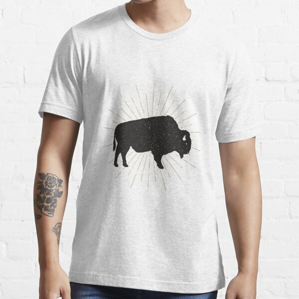 bison Essential T-Shirt