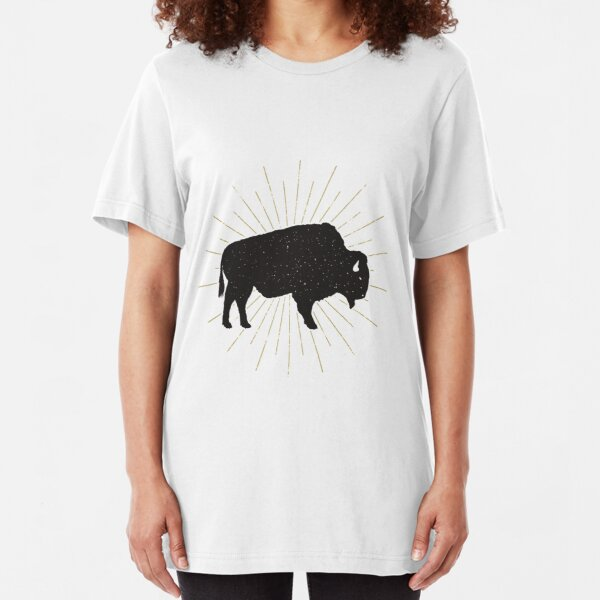 Bison Slim Fit T-Shirt