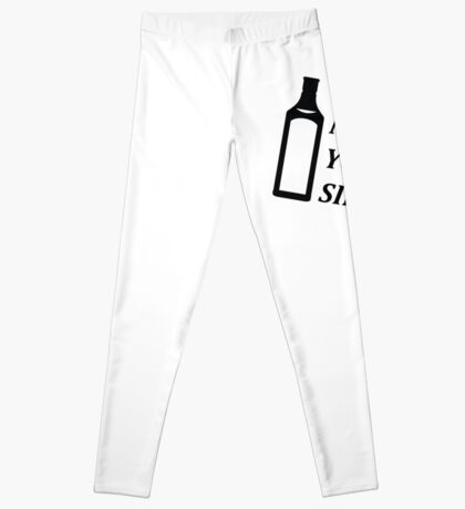 Gin'll Make You Sin Leggings