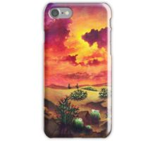 Mystery of the Desert iPhone Case/Skin