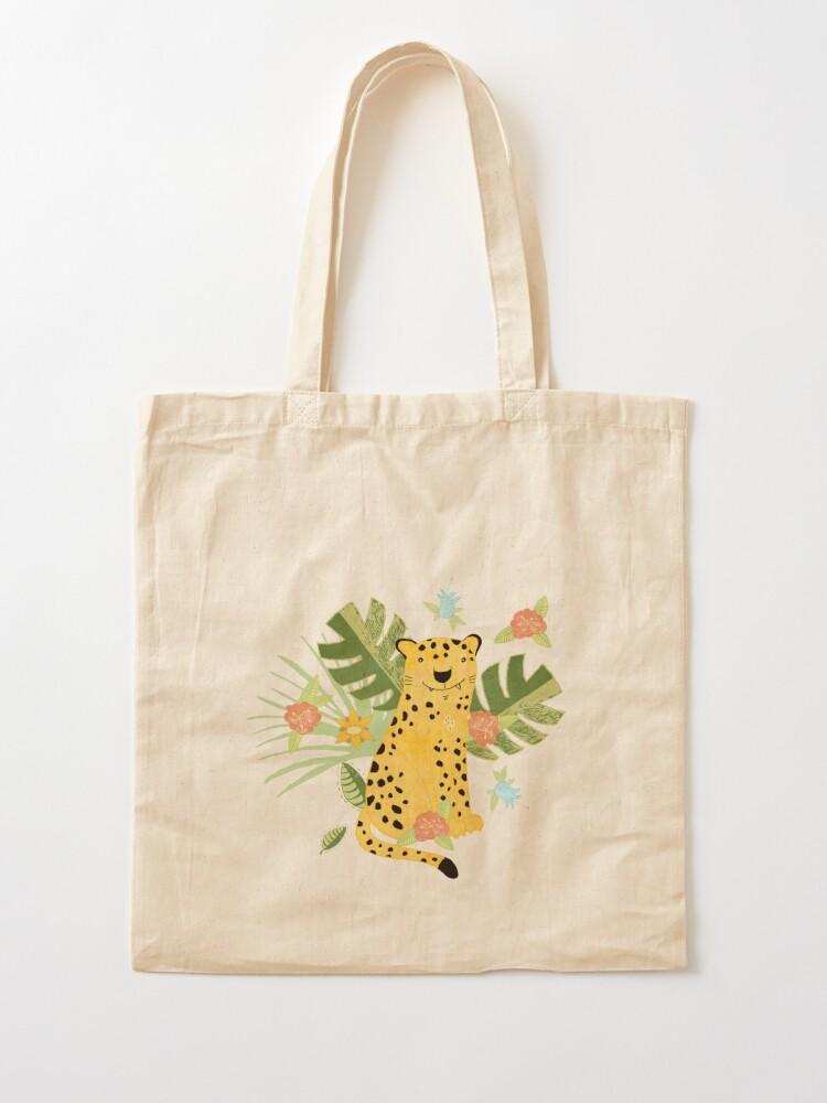 Alternate view of Jungle Adventure Tote Bag