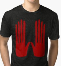 Hands of Fate Tri-blend T-Shirt
