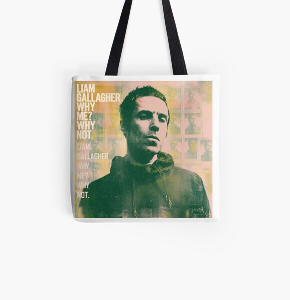 K.D Lang Boom Bang Black Tote Bag