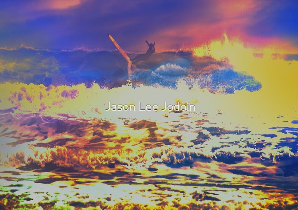 Surfs Up by Jason Lee Jodoin