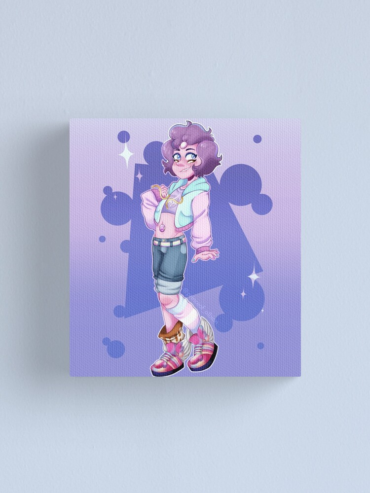 Alternate view of Rainbow Quartz 2.0 Canvas Print