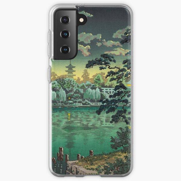 Tsuchiya Koitsu - Ueno Shinobazu Pond Samsung Galaxy Soft Case