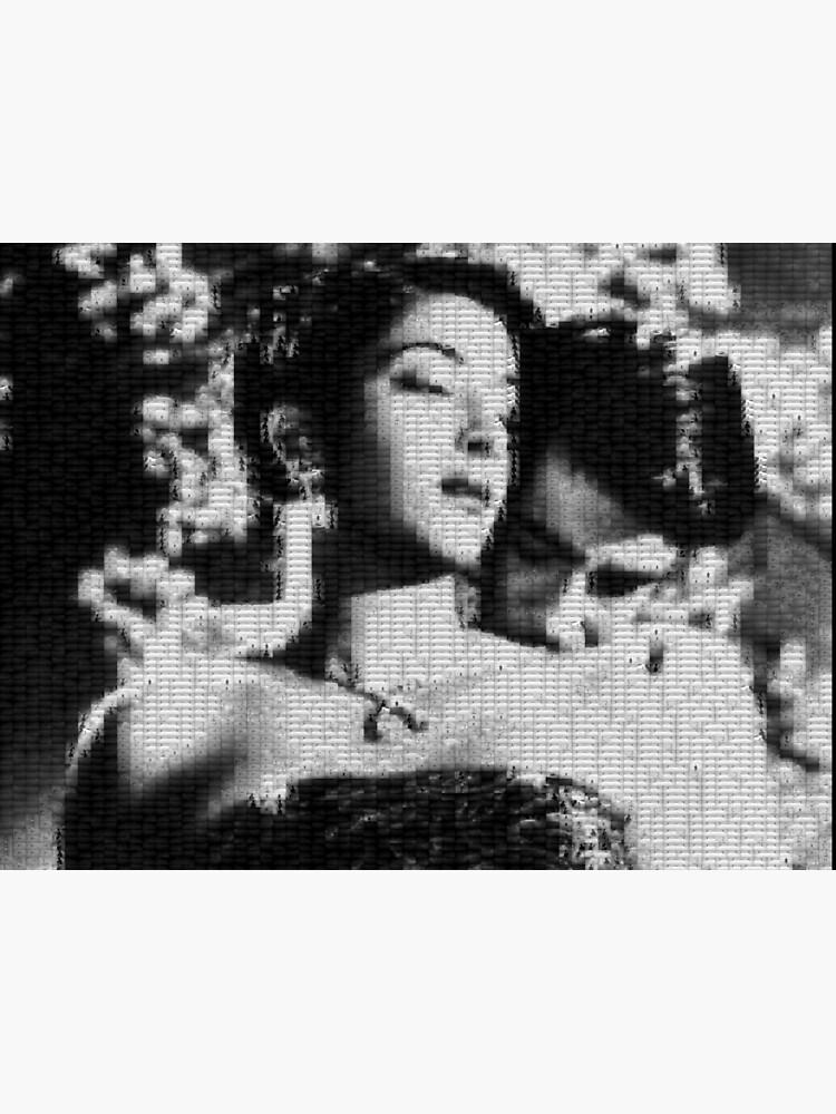 Mosaic of Nargis-Raj Kapoor by liesjes