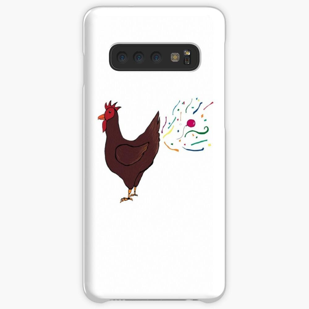 Party Chicken Case & Skin for Samsung Galaxy