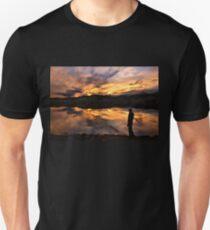Magnetic sunset T-Shirt