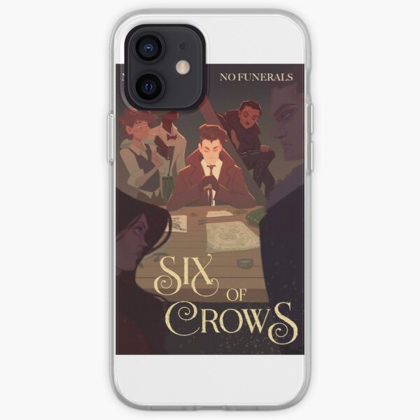 Six of Crows Movie Poster iPhone Soft Case