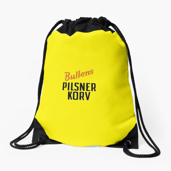 Bullens Pilsnerkorv Drawstring Bag