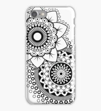 Mandala Flower duplo iPhone Case/Skin