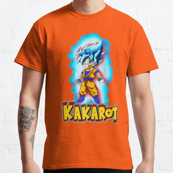 Chibi Goku SSB KaioKen Classic T-Shirt