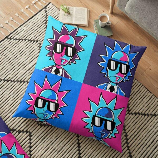 Rick and Morty - Rick Sanchez  Floor Pillow