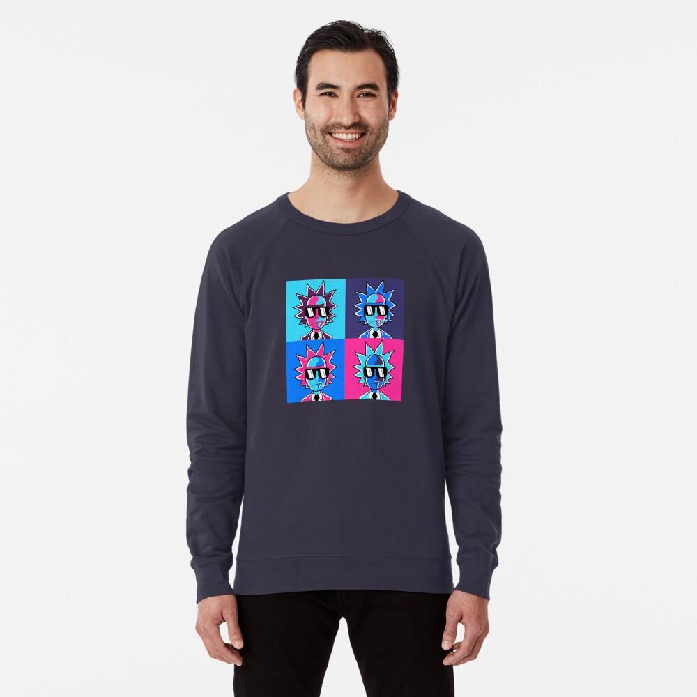 Rick and Morty - Rick Sanchez  Lightweight Sweatshirt