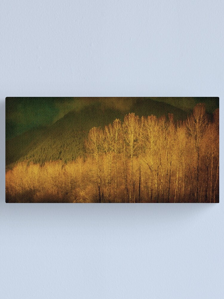 Alternate view of November  Canvas Print