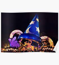 Magic Hat Poster