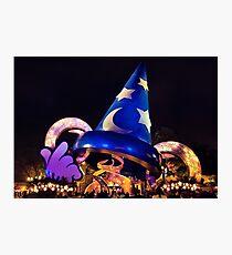 Magic Hat Photographic Print