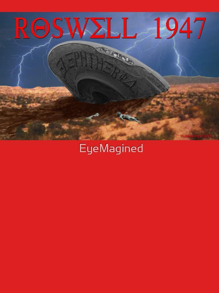 Roswell Lightning by EyeMagined