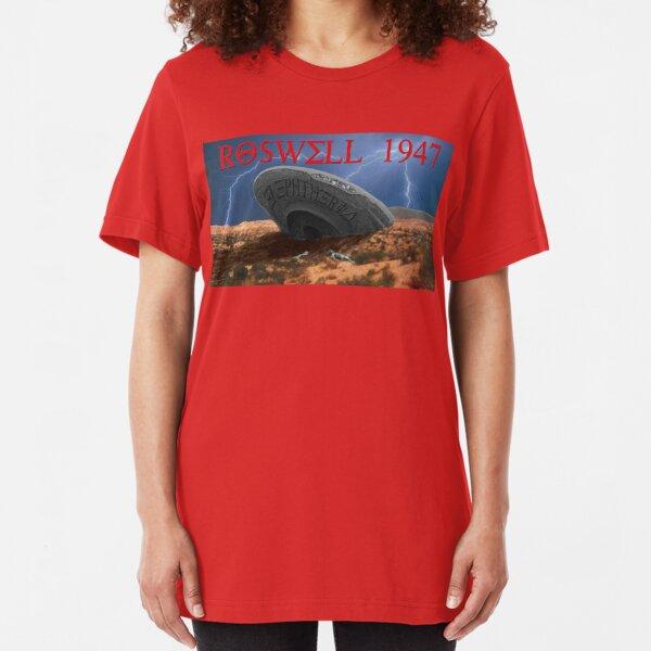 Roswell Lightning Slim Fit T-Shirt