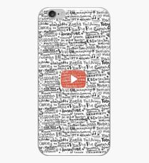 Youtube iPhone Case